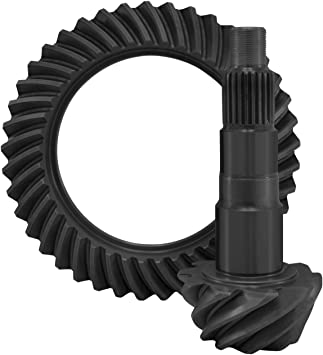 Yukon High Performance Ring and Pinion Gear Set for Dana 44 Reverse Rotation Differential YG D44R-513R