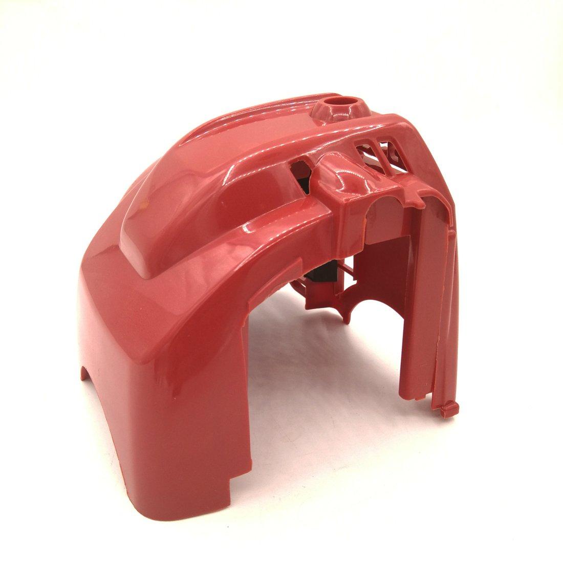 Cancanle Copertura superiore del coperchio del motore del cilindro in plastica per HONDA GX25 GX25N GX25NT Motore del motore a 4 tempi