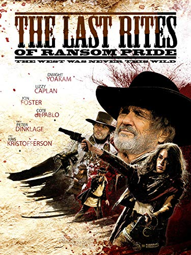 DVD : The Last Rites of Ransom Pride