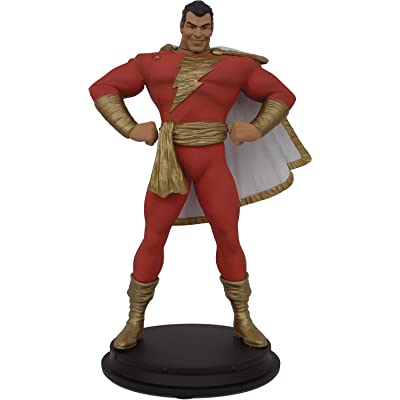 Icon Heroes DC Heroes Shazam 1: 9 Scale Polystone Statue: Toys & Games