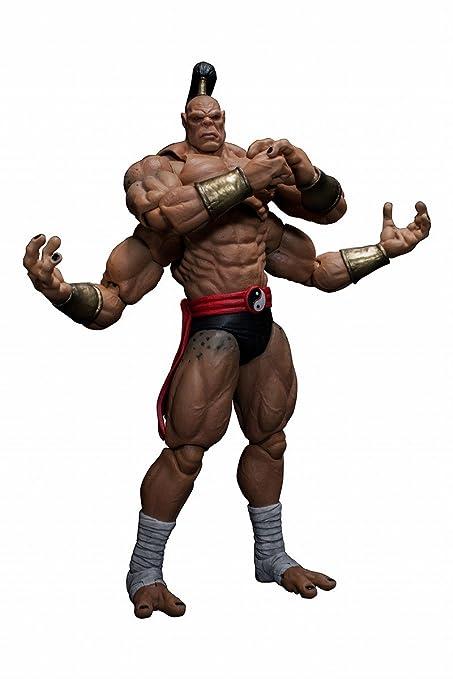 Amazon com: Mortal Kombat Goro 1/12 action figure: Toys & Games