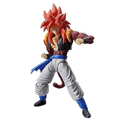 Dragon Ball Super Saiyan 4 Gogeta, Bandai Spirits Figure-Rise Standard: Toys & Games
