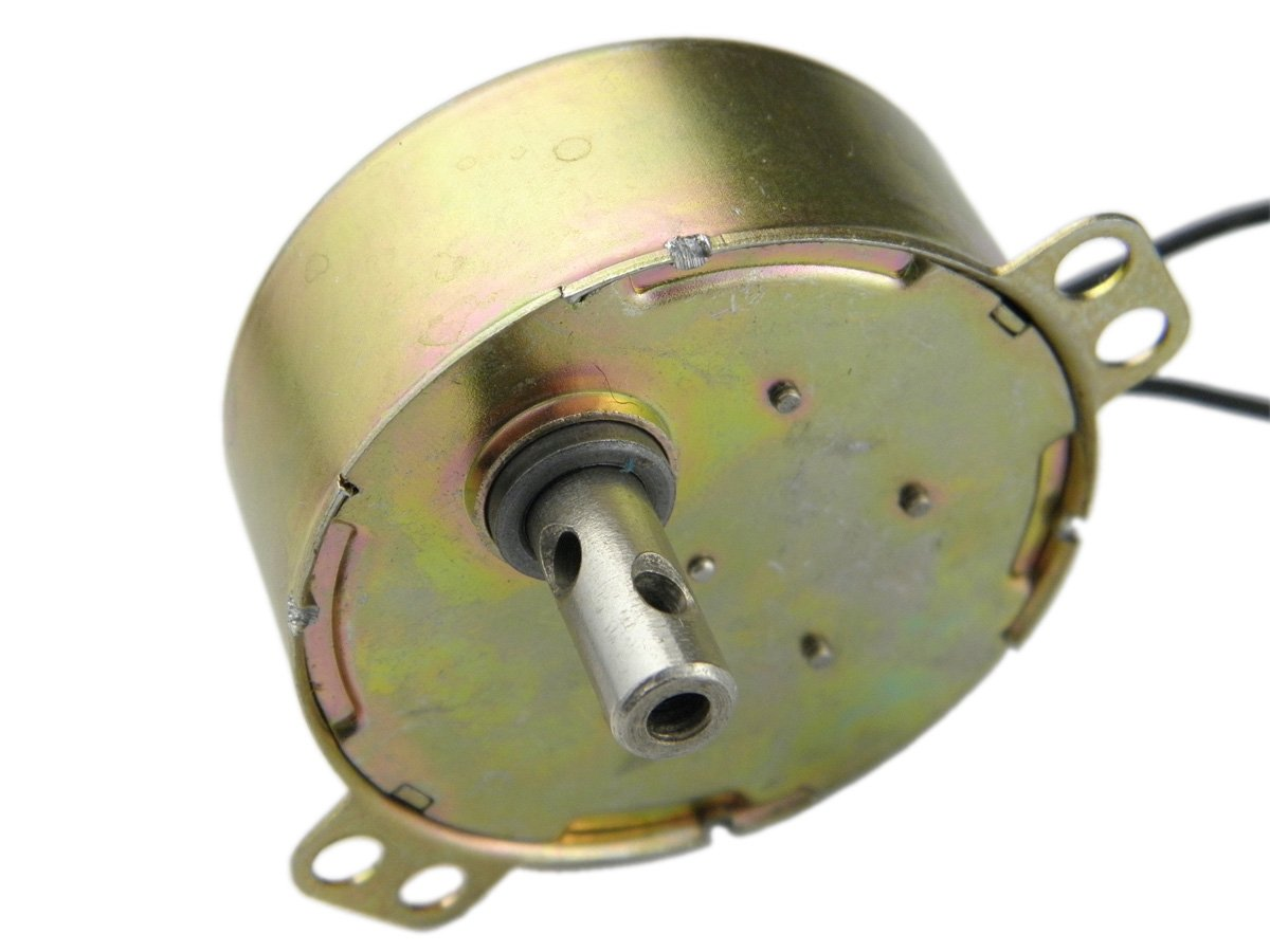 CHANCS TYC-50 AC Motor s/íncrono engranado 2.5-3 RPM 4W CW de un Proveedor de Motor el/éctrico