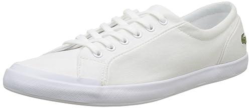 Lacoste Lancelle Bl 2 SPW, Zapatillas para Mujer: Amazon.es: Zapatos y complementos