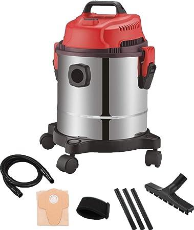 Super Power 48350 Aspirador Polvo Liquidos INOX 1200W 12L-48350 ...