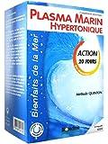 Biotechnie Plasma Marin Hypertonique Action 20 Jours 40 Ampoules