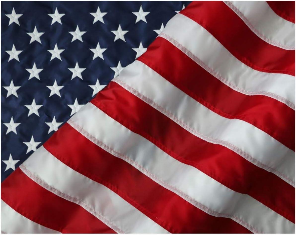 Amazon Com American Flag Pole Co 20x30 Ft American Flag