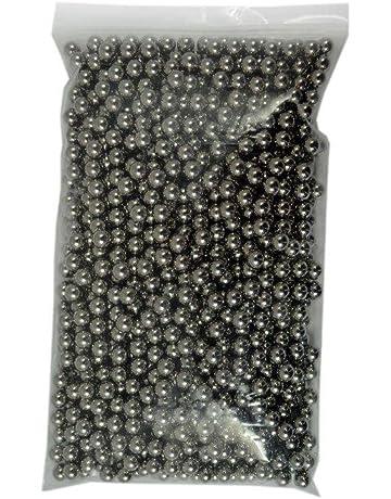 SMK - Bolas para rodamientos (acero al carbono, 6 mm, 500 unidades)