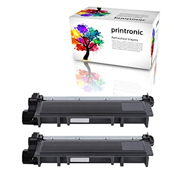 Printronic 2 unidades Compatible Brother TN630 TN660 ...