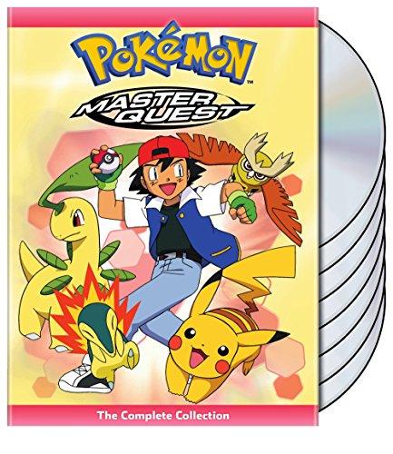 Pokemon: Master Quest - The Complete - Quest Box