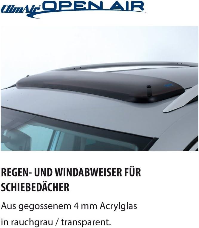 Climair CLI0055152 Roof Deflector Open-Air