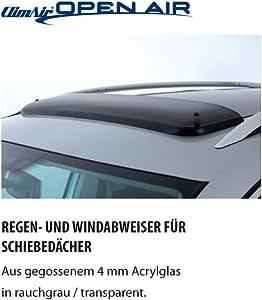 Climair CLI0055213 Roof Deflector Open-Air