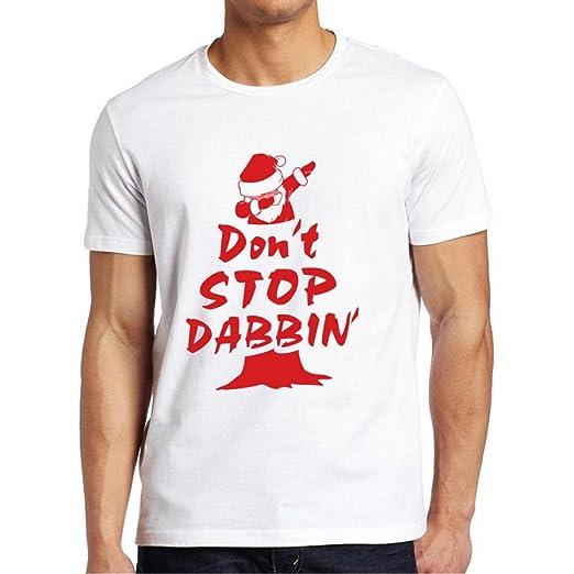 1d25515bcbb AOJIAN US Stock Christmas Tree Men Shirt Cotton Unisex T-shirt Top ...