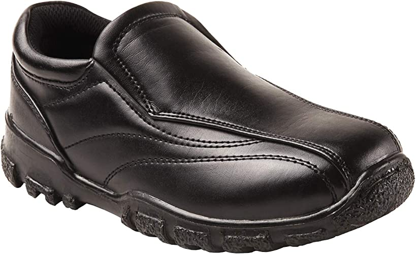 Manufacture ware faux Leather Shoes