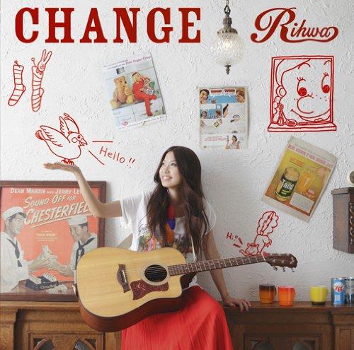rihwa change