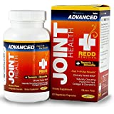 Redd Remedies Joint Health Advanced - Membrell Natural Joint Health Product - Supports Healthy Inflammatory Response - Unique Joint Health Formula - 60 Vegetarian Capsules