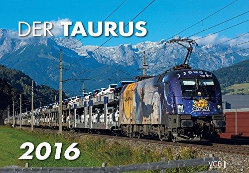Der Taurus 2016: Kalender 2016