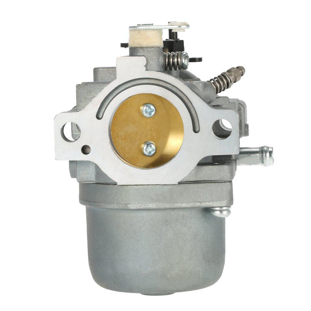 KKmoon Carburatore Carb per Briggs /& Stratton 799728 Sostituisce #498027 498231 499161
