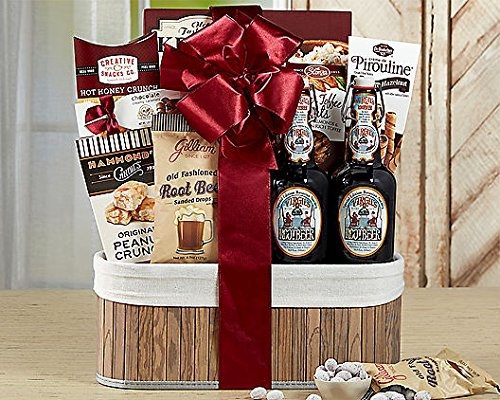 Wine Country Gift Baskets Virgil's Special Edition Microbrewed Root Beer (Wine And Beer Gift Baskets)
