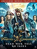 DVD : Pirates of the Caribbean: Dead Men Tell No Tales (With Bonus Content)