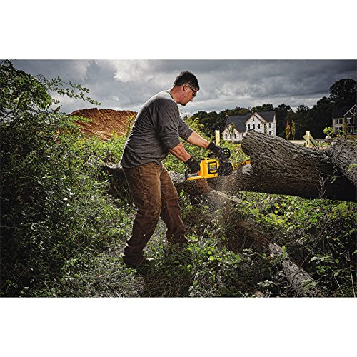 DEWALT DCCS670B Flexvolt 60V Max Brushless Cordless Chainsaw by DEWALT (Image #4)