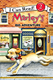 Marley: Marley's Big Adventure (I Can Read Level 2)