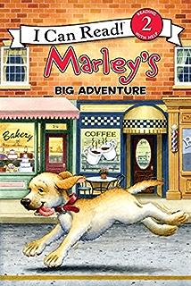 Bad dog marley kindle edition by john grogan richard cowdrey marley marleys big adventure i can read level fandeluxe Image collections