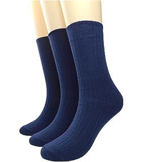 Flower-rose Cotton Casual Colorful Fun Below Knee High Athletic Socks