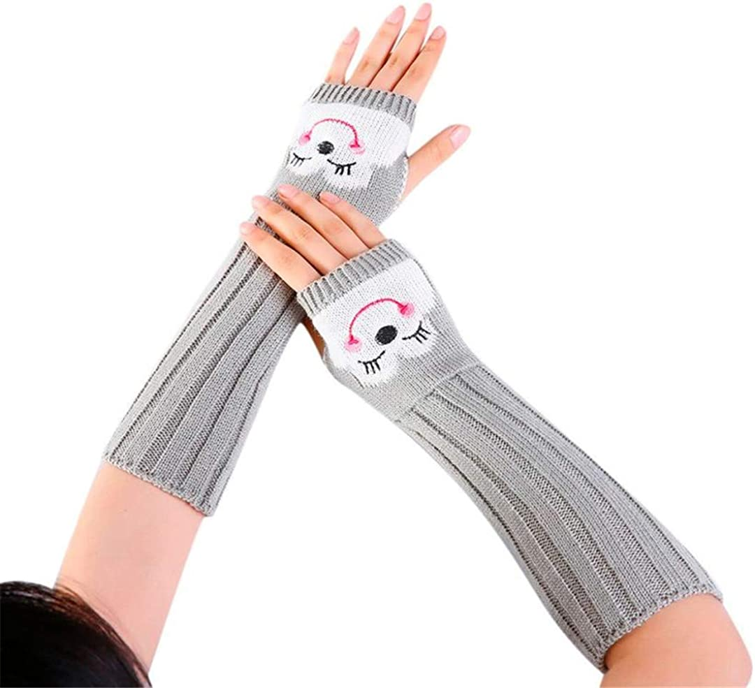 1 Pair Women Arm Warmer...