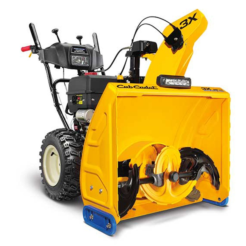 HD Cub Cadet 3X Snow Blower Thrower 28'' Gas Powered Electric Start Power Steering PRIOR YEAR MODEL CLOSEOUT