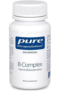 PURE encapsulados B-Complex - 120 cápsulas