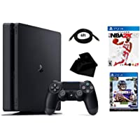 PS4 2021 Ultimate Sports Edition   Includes: Playstation 4 Slim 1TB Console   Wireless Controller for Playstation 4…