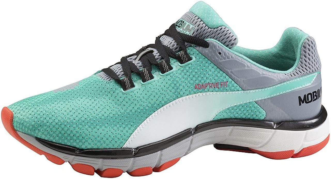 Puma 187355-001 - Zapatillas de running de sintético para hombre Verde verde, color, talla 14: Amazon.es: Zapatos y complementos