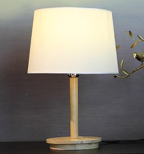 GJ-Lámpara de mesa de Madera Personalizados de la Manera ...
