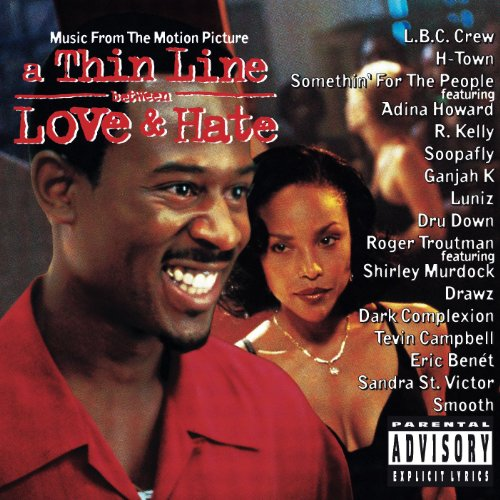 A Thin Line Between Love & Hate (Music From The Motion Picture) [Explicit]