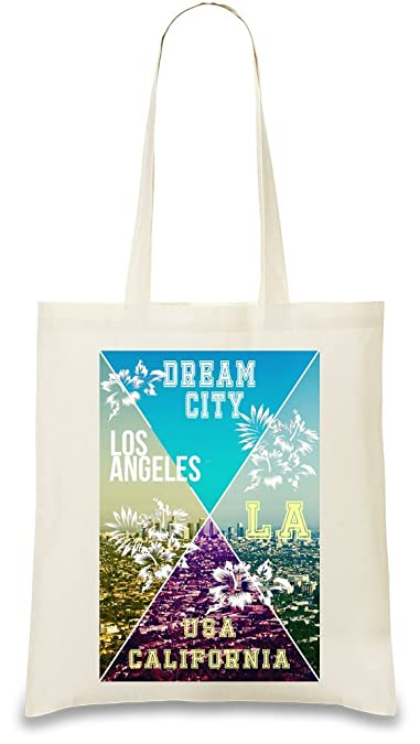 Dream City LA California Sac à main: : et Chaussures et : Sacs a9ab9d