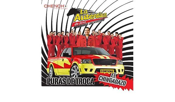 El Chingadazo de Banda Autentica de Jerez en Amazon Music - Amazon.es