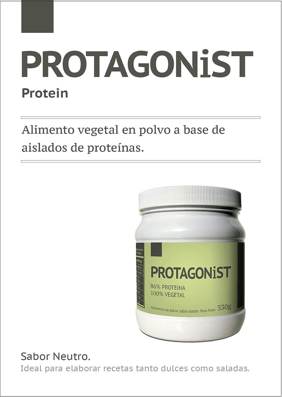 ELIE Health Solutions SL - Proteina vegana Sin Gluten Sin ...