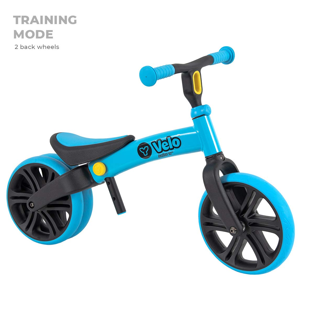 Yvolution Y Velo Junior Toddler Bike No-Pedal Balance Bike Ages 18 Months to 4 Years