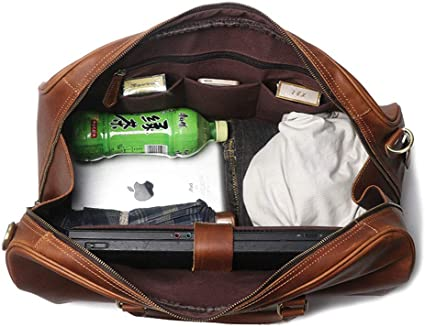 Color : Black Yangjiaxuan Mens Leather Travel Bag Crazy Horseskin Shoulder Messenger Bag Large Capacity Duffel Bag