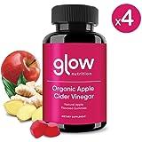 Amazon.com: Glow Apple Cider Vinegar Gummies - 2 Pack