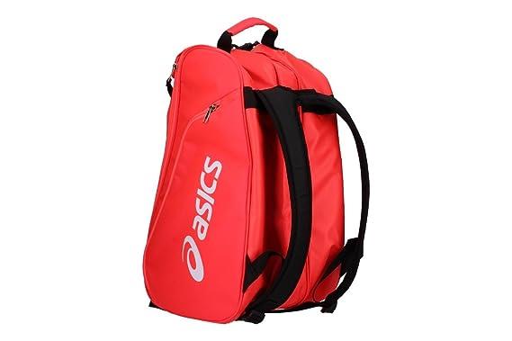 ASICS 125914-0688 Bolsa de pádel, Unisex Adulto, Rosa (Diva Pink), M: Amazon.es: Deportes y aire libre