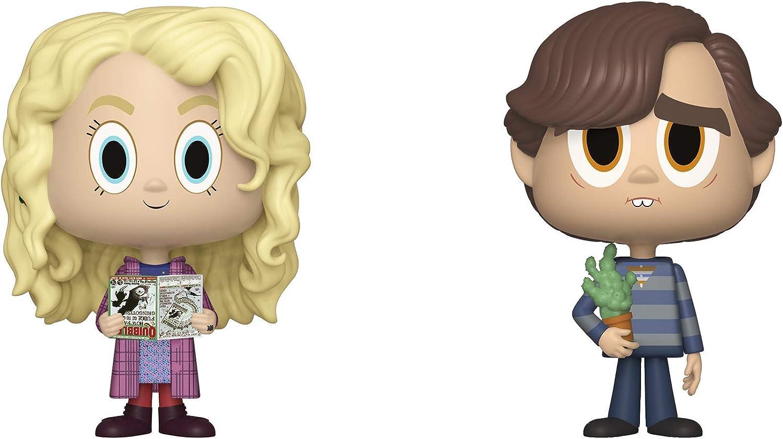Funko Harry Potter Vynl Luna Lovegood & Neville Longbottom, Multicolor (32107)