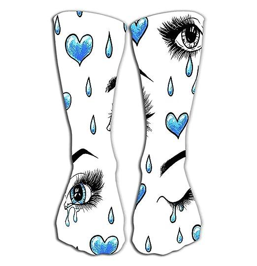 Amazon com: P Scott Outdoor Sports Men Women High Socks