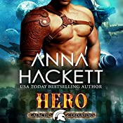 Hero: Galactic Gladiators, Book 3 | Anna Hackett