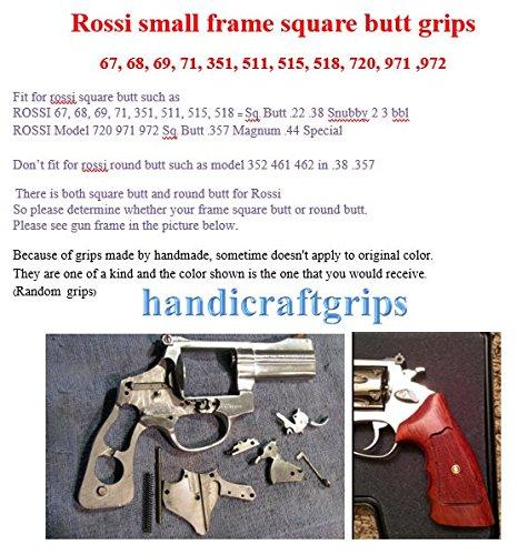 Amazon com : New Rossi Small Frame Square Butt Revolver