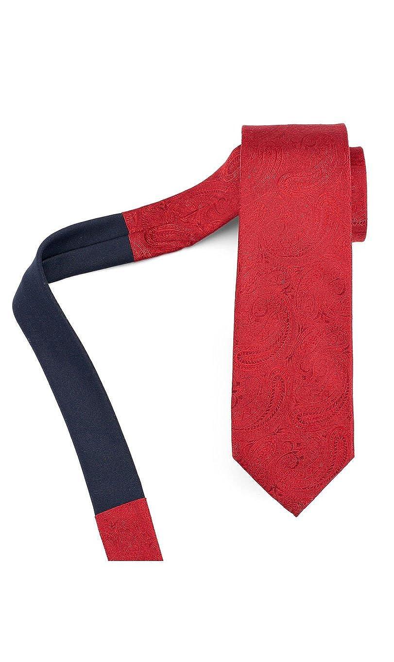 Chaps Mens Stretch Patterned Necktie Tie