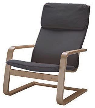 Sessel ikea grau  IKEA Sessel Bezug ist nur für IKEA Pello BEZUG (oder IKEA Pello ...