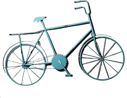 YYHSND Tapices, Decoración De Pared Vintage De Bicicleta De Hierro ...