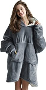 Sweepstakes - L'AGRATY Sweatshirt Blanket Wearable...